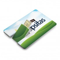 Pen card 4GB personalizado - PED10