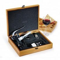 kit vinho 7 peças personalizado - KVI24