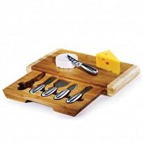 Kit queijo 5 peças personalizado - KQU12