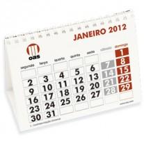 Calendário de Mesa Personalizado - CAI21