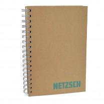 Caderno ECO personalizado - CDP09