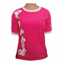 Camiseta feminina personalizada - CMS33