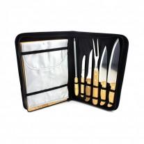 kit churrasco personalizado - KCH18