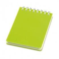 Caderneta personalizada - CDE26