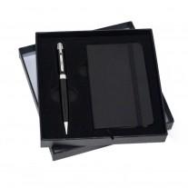 Kit bloco e caneta personalizado - KIM37
