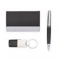 Kit Executivo 3 Peças Personalizado - KIM47