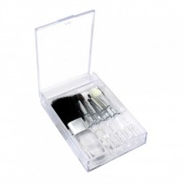 Kit maquiagem com 5 peças - KMQ01