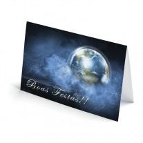 Cartão de Natal personalizado - NCB25