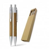 Conjunto de caneta e lapiseira ECO - CJB03