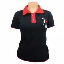 Camisa polo feminina - CMS32