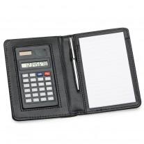 Bloco de anotações com Calculadora - CAL16