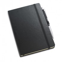 Kit Caderno e Caneta Personalizada - KIM32