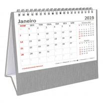 Calendário de Mesa Personalizado - CAI18