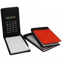 Calculadora com bloco de anotações - CAL19