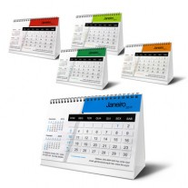 Calendário de mesa personalizado - CAI10