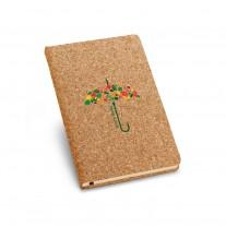 Caderno em Cortiça Personalizado  - BLA97