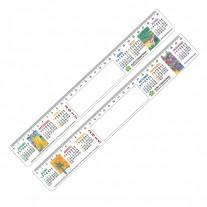 Régua 30cm personalizada - REG05