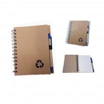 Caderneta para anotações personalizada - CDE51