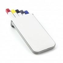 Kit de canetas lápiseira marca texto - CTM23