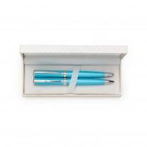 Conjunto de canetas metálicas - CJM36