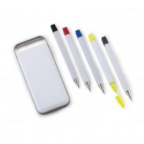 Kit de canetas e lapiseira - CTM25