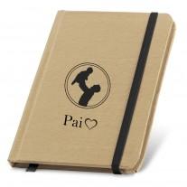 Caderno pequeno personalizado - BLA150