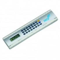 Régua com calculadora - CAL02