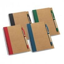 Caderno personalizado - CDE34