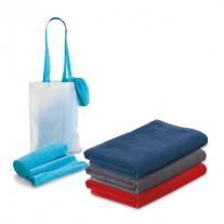 Toalha com bolsa personalizada - TLH05