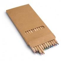 Lápis de cor personalizado - LAP28