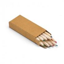 Lápis de cor personalizado - LAP34