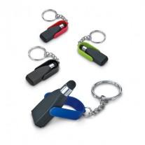 Chaveiro touch e limpador de tela - CHP22