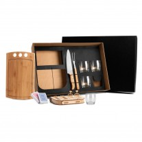 Kit Churrasco e Whisky  Personalizado -  KCH113