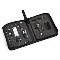 kit mouse, luminária, hub e headset - KTC03