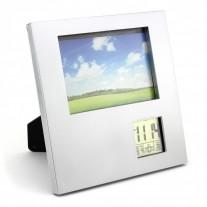 Porta retrato c/ relógio personalizado - PRR01