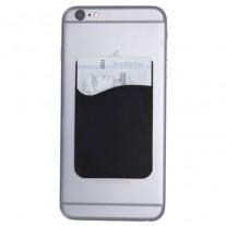 Adesivo Porta Cartão de Silicone para Celular - PCE31