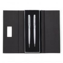 Conjunto caneta e lapiseira personalizado - CJM48