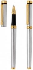 Caneta roller metálica personalizada - CMR21