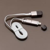 Cabo de Dados USB Personalizado - CRD40