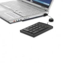 Teclado numérico para notebook - UTC36