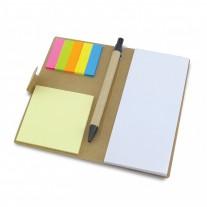 Bloco de anotações ECO personalizado - BLA38