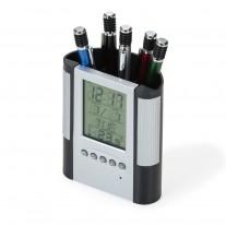 Porta canetas com relógio - PCR34