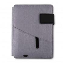 Caderno com Carregador Personalizado - CDM51