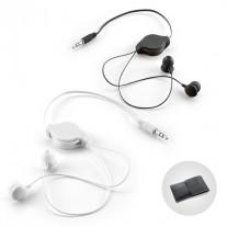 Fone de ouvido retrátil personalizado - FOO05